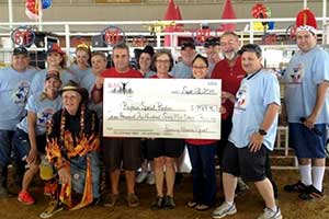 Baytown Bud Heat Wave check presentation